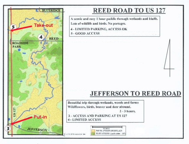 Jefferson US127 to US 127 Reed