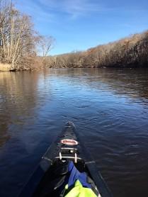 dec 1 on river