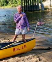 Billie V flag pic